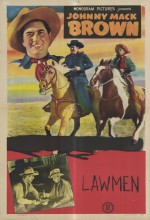 Texas Lawmen (1951) afişi