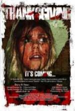 Thanksgiving (ı) (2006) afişi
