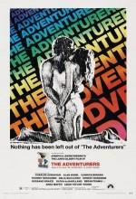 The Adventurers (1970) afişi
