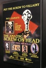 The Amazing Screw-On Head (2006) afişi