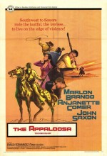 The Appaloosa (1966) afişi
