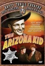 The Arizona Kid (1939) afişi