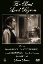 The Bad Lord Byron (1949) afişi