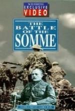 The Battle Of The Somme  afişi