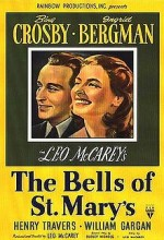 The Bells Of St. Mary (1945) afişi