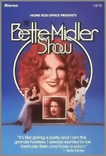 The Bette Midler Show (1976) afişi