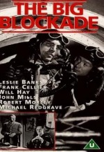 The Big Blockade (1940) afişi