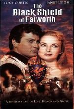 The Black Shield Of Falworth (1954) afişi