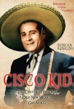 The Cisco Kid In Old New Mexico (1945) afişi
