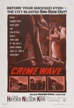 The City ıs Dark (1954) afişi