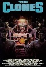 The Clones (1973) afişi
