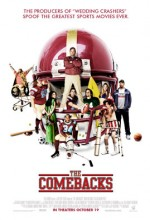 The Comebacks (2007) afişi