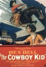 The Cowboy Kid (1928) afişi