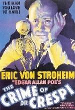 The Crime Of Dr. Crespi (1935) afişi