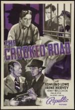 The Crooked Road (ı) (1940) afişi