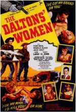 The Daltons' Women (1950) afişi