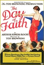The Day of Faith (1923) afişi