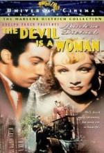 The Devil Is A Woman (1935) afişi