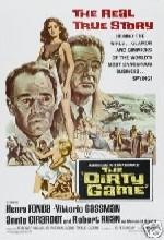 The Dirty Game (1965) afişi