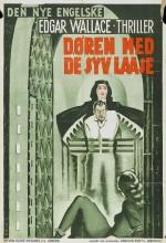The Door With Seven Locks (1940) afişi