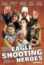 The Eagle Shooting Heroes (1993) afişi