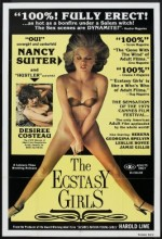 The Ecstasy Girls (1979) afişi