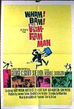 The Flim-flam Man (1967) afişi