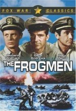 The Frogmen (1951) afişi