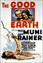The Good Earth (1937) afişi