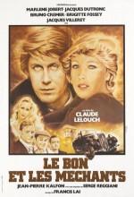 The Good Guys And The Bad Guys (1976) afişi