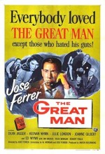 The Great Man (1956) afişi