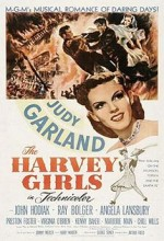 The Harvey Girls (1946) afişi
