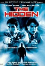 The Hidden (1987) afişi