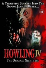 The Howling 4: The Original Nightmare (1988) afişi