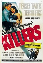 The Killers (1946) afişi