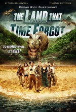 The Land That Time Forgot (2009) afişi