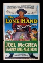 The Lone Hand (ı) (1953) afişi