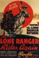 The Lone Rider Rides On (1941) afişi