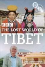 The Lost World of Tibet (2006) afişi