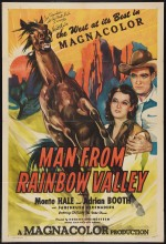 The Man From Rainbow Valley