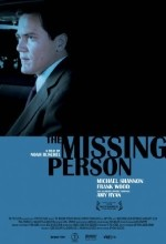 The Missing Person (2009) afişi