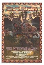 The Mountain Men (1980) afişi