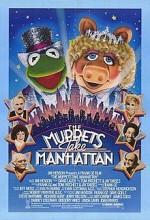 The Muppets Take Manhattan (1984) afişi