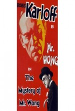 The Mystery Of Mr. Wong (1939) afişi