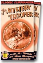 The Mystery Trooper (1931) afişi