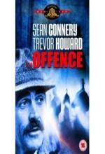 The Offence (1972) afişi