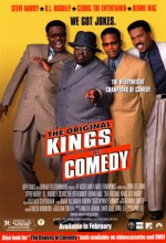The Original Kings of Comedy (2000) afişi
