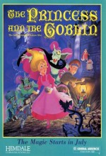The Princess And The Goblin (1992) afişi