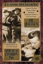 The Quiet Gun (1957) afişi