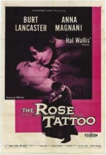 The Rose Tattoo (1955) afişi